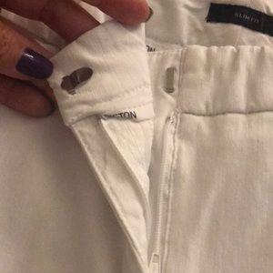 Worthington Pants - White Capri Pants